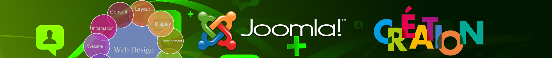 Creation Site Internet Joomla